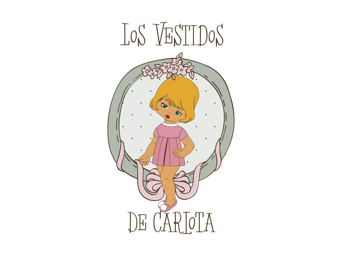 Imagen corporativa Los Vestidos de Carlota