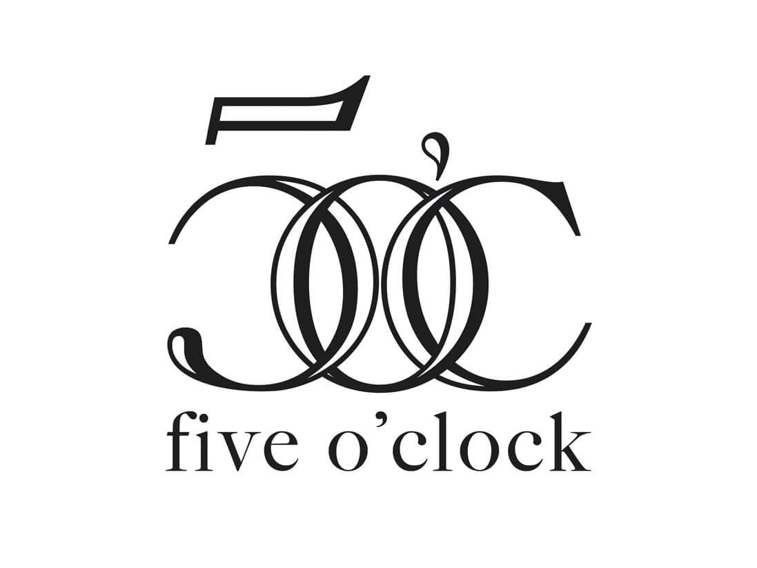 Imagen corporativa Five O'Clock