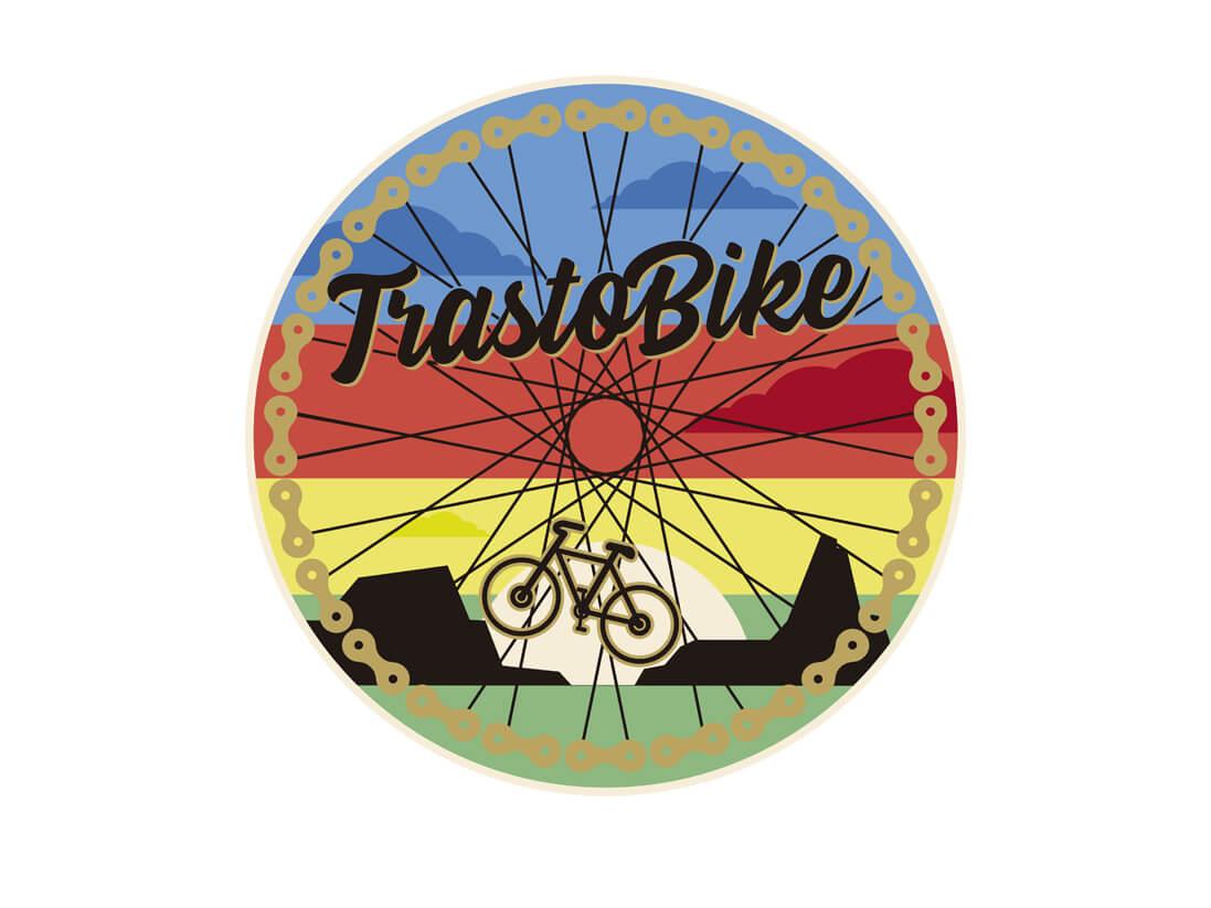 Logo grupo ciclista TrastoBike