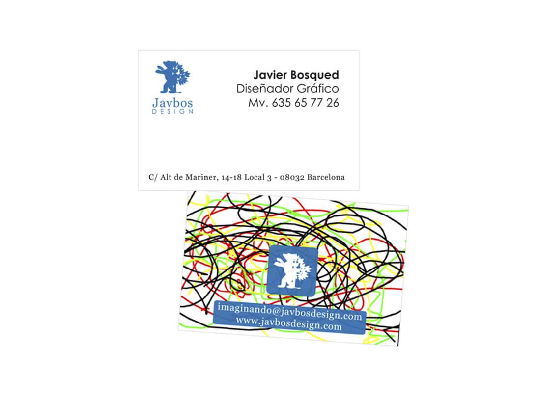 Imagen corporativa de Javbosd Design