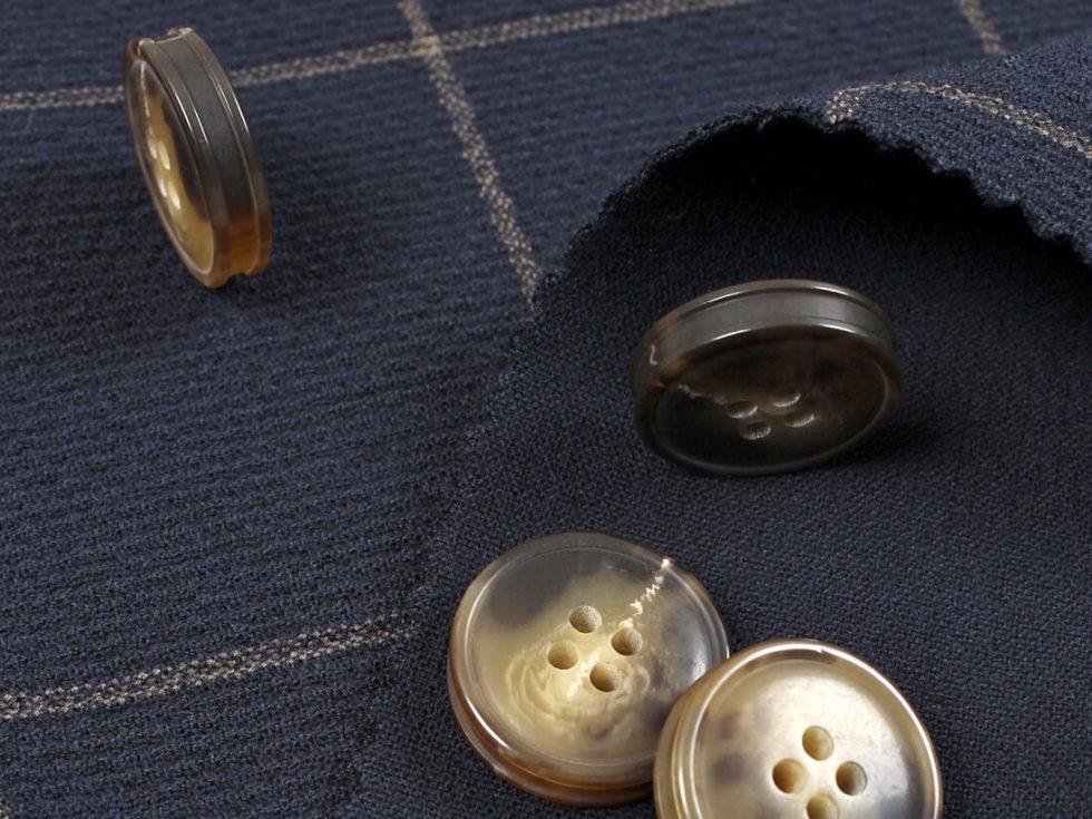 botones de hueso y texturas